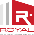 Sigurnosna vrata – Royal Logo